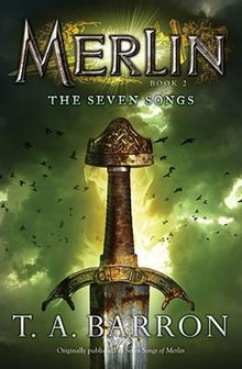 220px-Merlin_Book_2_The_Seven_Songs_Cover_Image